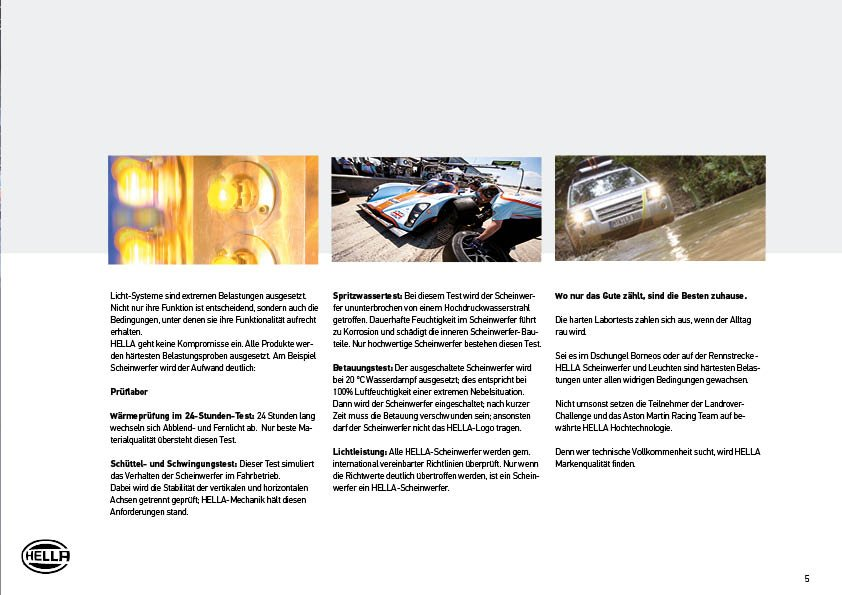 Werbeagentur Automotive