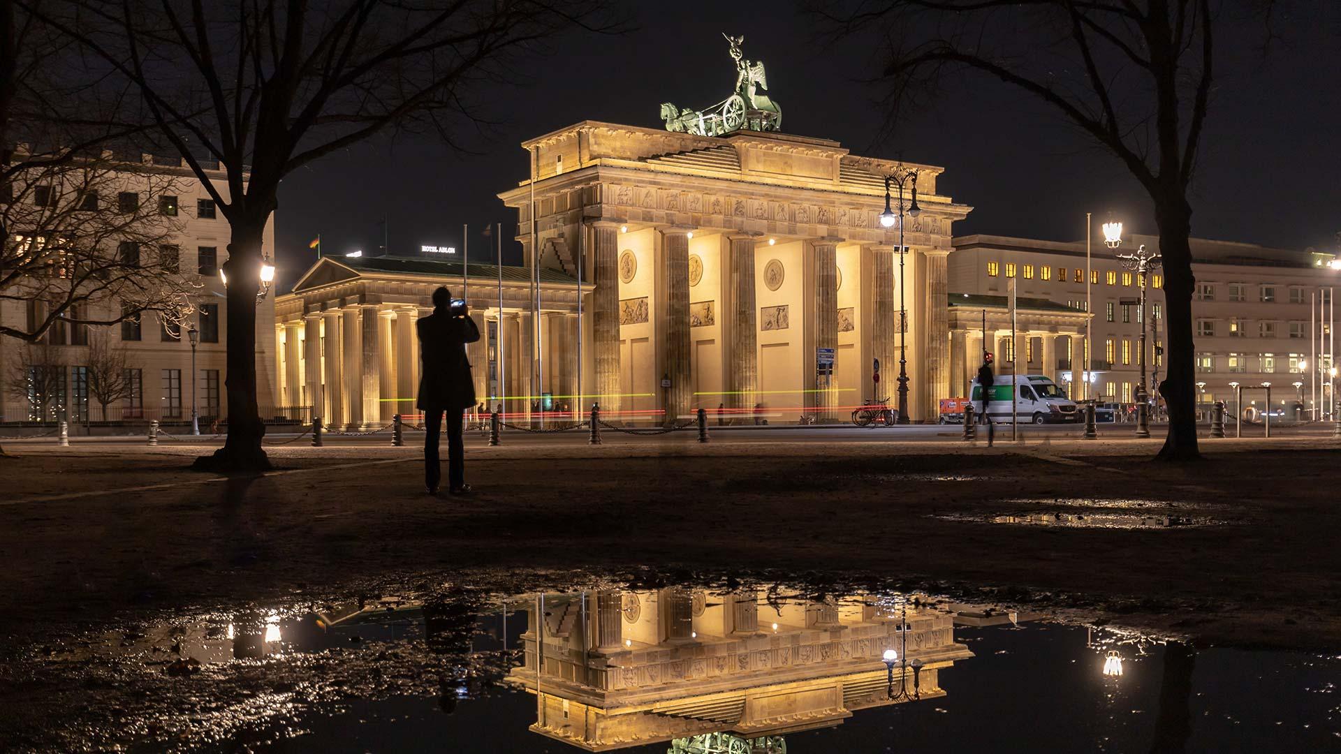 The Brand Agency has an office in Berlin.