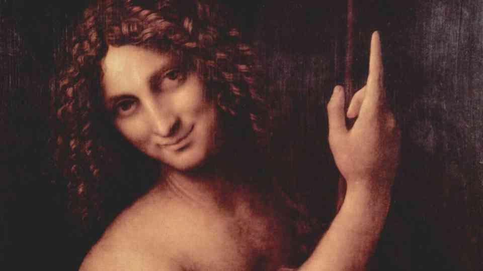 Leonardo als Markenkern