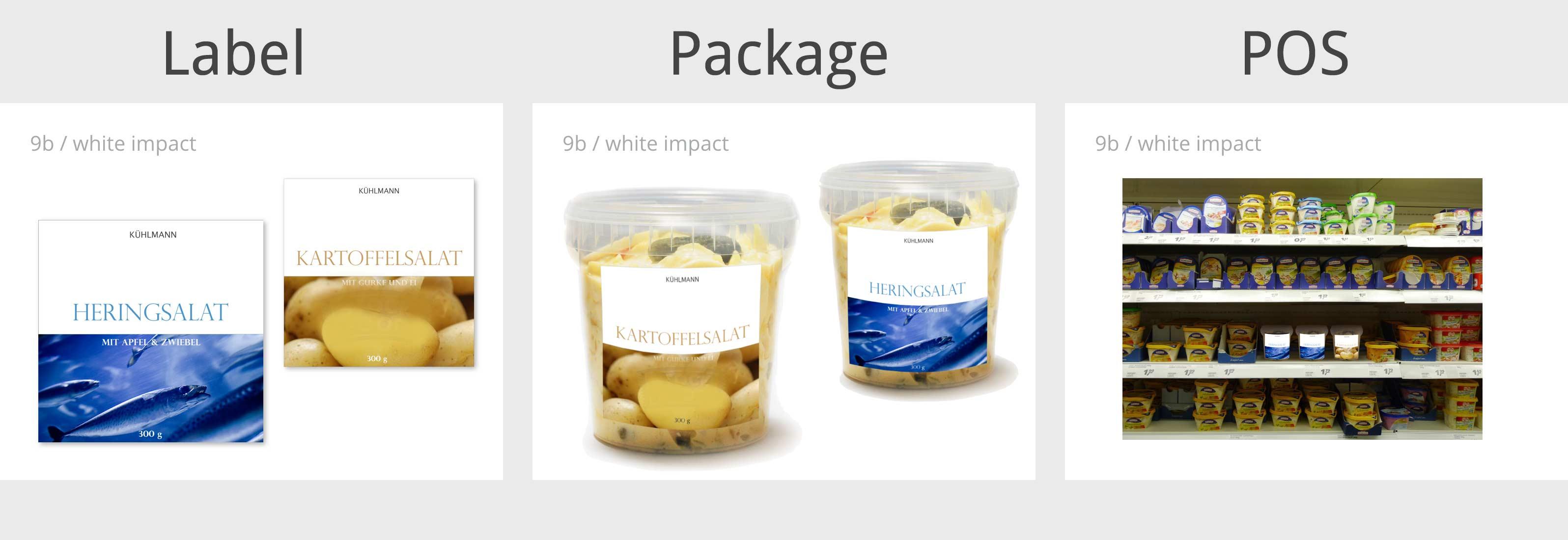 gute Agentur für Package Design
