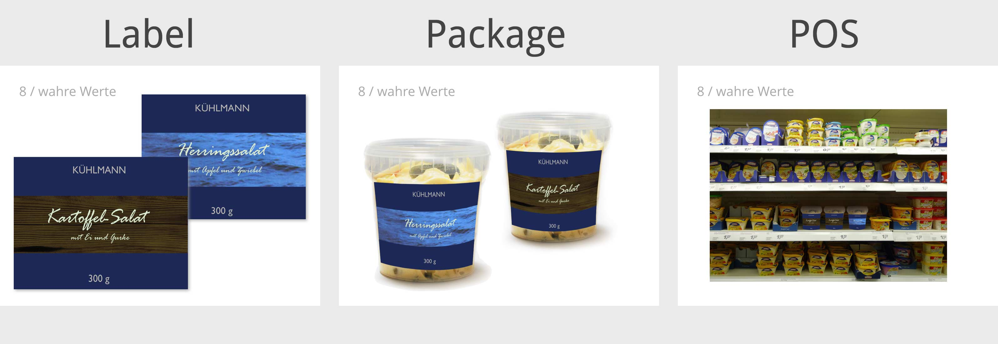 Package Design optimieren