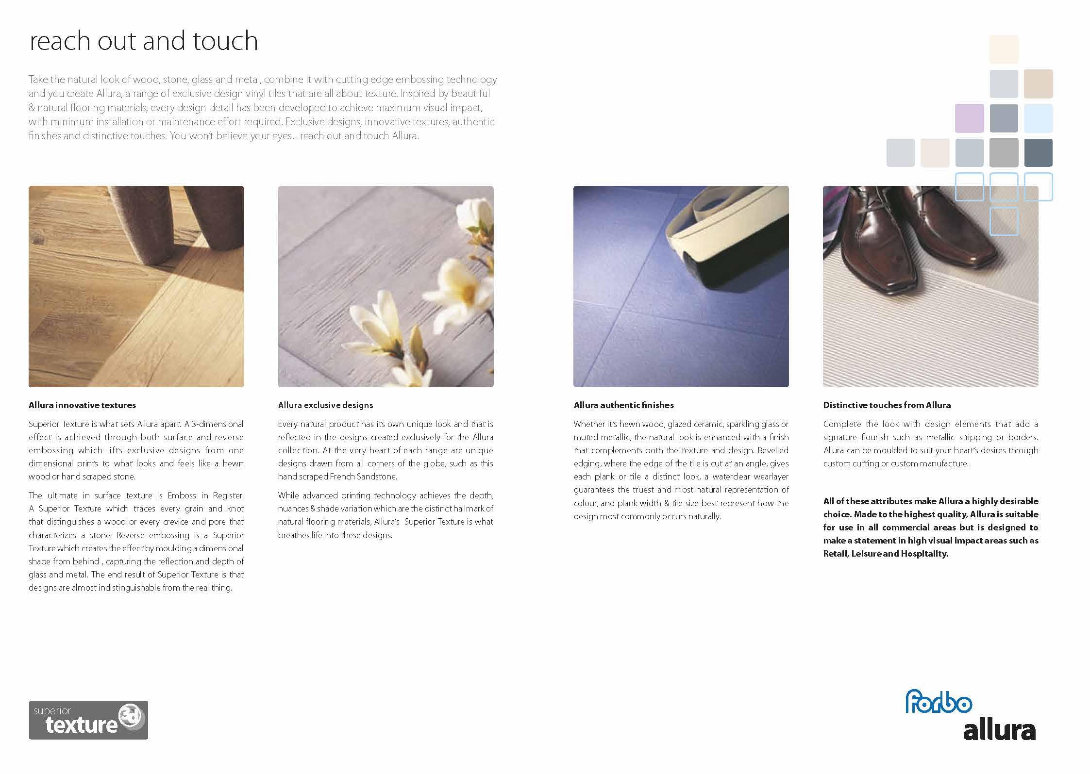 Brand Agency Promotion Broschure